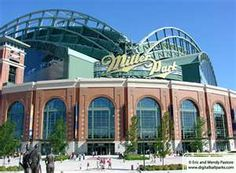 Miller Park in Milwaukee WI