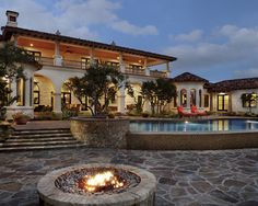 Mediterranean Exterior Design, Pictures, Remodel, Decor and Ideas - page 158