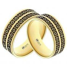 Verighete ATCOM Lux TAMARA aur galben Aur, Finger, Bangles, Wedding Rings, Engagement Rings, Jewelry, Jewels, Accessories, Bracelets
