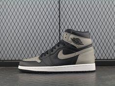 Air Jordan 1 Shadow Grey 555088-013;SIZE:EUR41-46; Check out from https://www.yeezymark.net/index.php/air-jordan/air-jordan-1-shadow-grey-555088-013.html