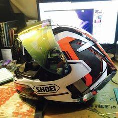 Shoei X-14 Helmet Open Box #shoei #x14  #X-fourteen #helmetvisor #visor #motorcyclehelmetvisor #motorcyclehelmet #motorcycleshoei Motorcycle Helmet Visor, Sportbikes, Visors, Football Helmets, Me Too Shoes, Fitness, Sport Motorcycles, Sport Bikes, Racing Motorcycles