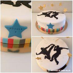 HipHop cake