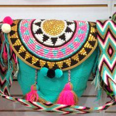 Tapestry Bag, Tapestry Crochet, Crochet Handbags, Crochet Purses, Crochet Home, Knit Crochet, Ring Armband, Bracelet Patterns, Vintage Floral
