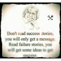 True words by APJ Abdul Kalam