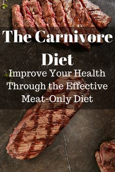 The carnivore diet is similar to keto but many people have claimed it helps them lose weight MUCH faster. Dieta Zero Carb, Zero Carb Diet, Low Carb, Egg Diet Results, Steak And Eggs Diet, Egg And Grapefruit Diet, Boiled Egg Diet Plan, Meat Diet, Paleo Diet