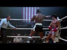 Sylvester Stallone vs Mr. T -  Rocky III 1982