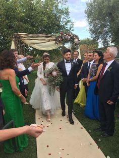 Burgundy, champagne wedding, Italy, Ersa Atelier wedding dress Ersa Atelier, Burgundy Wedding, Italy Wedding, Bridesmaid Dresses, Wedding Dresses, Champagne, Fashion, Bridesmade Dresses, Bride Dresses