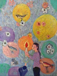 기도 풍선 prayer balloon