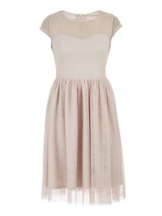 Carrie Tutu Dress Pale Pink