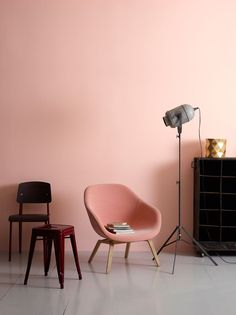LADY Pure Color 2374 Bliss that's the color. to baby room Room Inspiration, Interior Inspiration, Deco Pastel, Design Living Room, Pink Room, Pink Walls, Decor Room, Colorful Interiors, Interior And Exterior