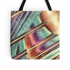 """""""Abstract painting"""" Tote Bags by floraaplus 