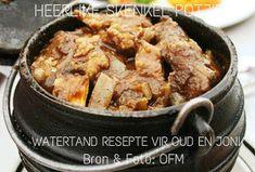 Braai Recipes, Steak Recipes, Dinner Recipes, Cooking Recipes, One Pot Meals, Main Meals, Lamb Dishes, South African Recipes, Outdoor Food