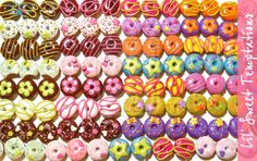 An Army of Donuts by colourful-blossom.deviantart.com on @deviantART