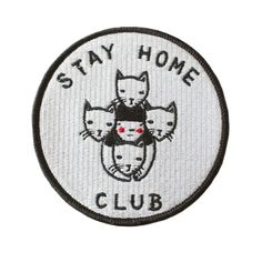 """Our logo on a 3"""" embroidered patch with merrowed edge and iron-on backing. Follow the instructions below to affix this patch to a garment of your choosing (click to enlarge)! For items that will be washed, sewing on is recommended."""