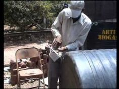 Compact Biogas Plant - YouTube