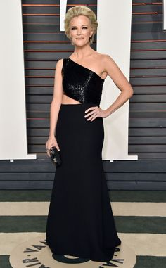 Megyn Kelly from Vanity Fair Oscars Party 2016: What the Stars Wore | E! Online