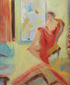 Rose Hilton Post Impressionism, Impressionist, People Figures, Colour Field, French Art, Art Auction, Figure Painting, Archaeology, Charity