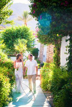 bride and groom, wedding photos, la quinta wedding, la quinta resort and spa, first look, palm springs photographer