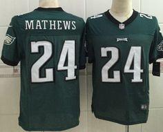 ELITE Philadelphia Eagles Ryan Mathews Jerseys