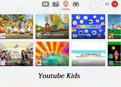 google chromecast features - YouTube Kids