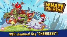 What The Hen First Look Gameplay Chapter 1 - KGameplay