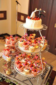 ウェディングケーキを選ぶポイント | nanapi [ナナピ]