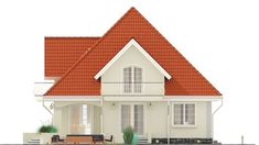 PROJEKAT KUĆE MASIGLA – Recepti na brzinu Facade House, Design Case, Home Fashion, Shed, Outdoor Structures, Cabin, House Design, Mansions, House Styles