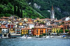 Find Lago Di Como Lake Como Varenna stock images in HD and millions of other royalty-free stock photos, illustrations and vectors in the Shutterstock collection. Ireland Travel Guide, Travel Tips For Europe, Italy Travel Tips, Tipping In Italy, Things To Do In London, Going On Holiday, Lake Como, Luxury Travel, Stock Photos