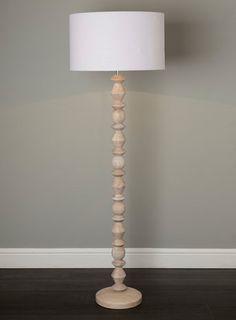 Monty Floor Lamp Wood Floor Lamps Living Room Wood Floor Lamp