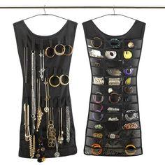 Little Black Dress Jewelry Organizer by Umbra
