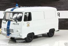 """Peugeot J7 Belgium DeAgostini 1:43 mod & mag №69 """"World Police"""" #Deagostini #PeugeotJ7"""