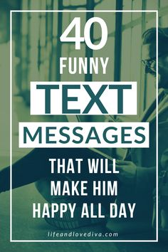 How do you bring laughter and humor into your relationship? Sharing sense of humor with your partner can strengthen your relationship. Here are 40 Funny Text Messages That Will Make Him Happy All Day. Romantic Text Messages, Morning Text Messages, Flirty Text Messages, Romantic Texts, Messages For Him, Funny Text Messages, Romantic Msg, Message For Husband, Love Message For Him