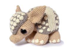 Armadillo Amigurumi Crochet Pattern Bundle PDF Instant