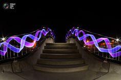 Light Graffiti | In The Picture: Jasper Geenhuizen >> TotallyCoolPix