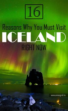 16 Reasons Why You Must Visit Iceland Right Now. Amazing no. #12 #iceland. Read more about Iceland on www.amongraf.ro