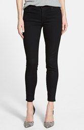 CJ by Cookie Johnson 'Wisdom' Skinny Ankle Jeans (Black)