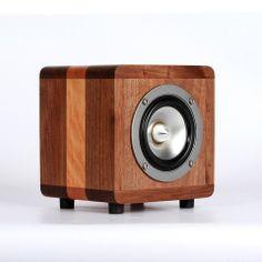 Bluetube audio speaker Wooden Speakers, Small Speakers, Monitor Speakers, Portable Speakers, Diy Speakers, Bookshelf Speakers, Stereo Speakers, Bluetooth Speakers, Diy Amplifier