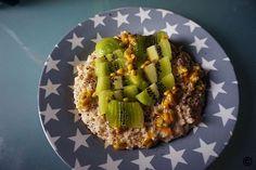 Porridge Rezept zum Fruehstueck mit Kiwi-Vanille | 100 Kalorien