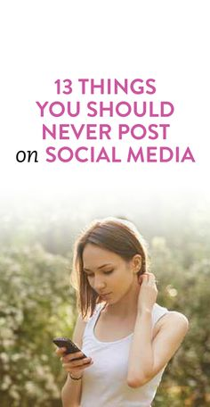 social media rules #lifestyle