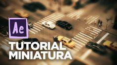 AFTER EFFECTS - Tutorial Effetto Miniatura (Tilt Shift)