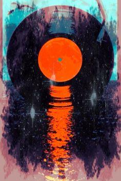Vinyl sundown