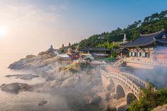 Popular on 500px : Haedong Yonggungsa Temple in Busan South Korea by nattanai