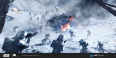 Vehicle design I did for the ILM Art Departement Challenge: The Ride