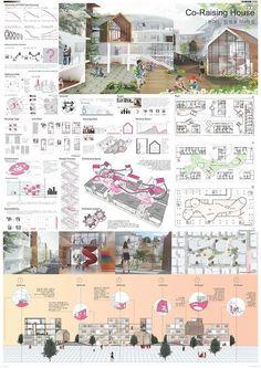 이미지를 클릭하면 창이 닫힙니다. Concept Board Architecture, Architecture Presentation Board, Architecture Panel, Architecture Graphics, Architecture Portfolio, Architecture Student, Architecture Design, Kindergarten Design, Kindergarten Lesson Plans