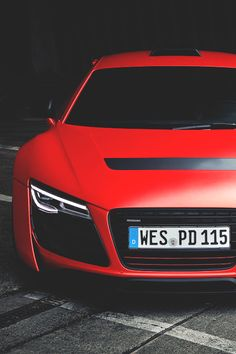 Red #R8