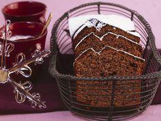 Schoko-Glühwein-Kuchen | Kalorien: 242 Kcal - Zeit: 30 Min. | http://eatsmarter.de/rezepte/schoko-gluehwein-kuchen