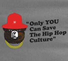 A partnership with the organization Save The Hip Hop Culture who is focused on educating the next generation of hip-hop heads. Get yours at www.mymainmanpat.com. #SaveTheHipHopCulture #STHHC #HipHopCulture #HipHopElements #ZombieMedia #MMMP #MyMainManPat #Kangol #SmokeyTheBear