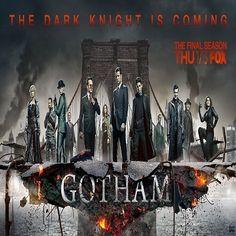 Gotham 5 Sezon 12 Bolum Gotham Batman Ve Film