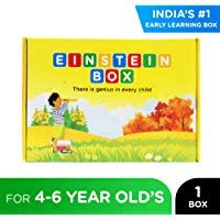 Einstein Box For 4 5 And 6 Year Old Baby Boys And Girls Learning And Educational Gift Pack Of Toys And Bo Gifted Education Toys For 1 Year Old 3 Years Old Baby