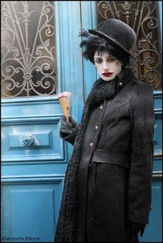 Dreams by ValentinPerrin Fine Art Photography, Fashion Photography, Pierrot Clown, Dark Circus, Drag King, Club Kids, Creative Photos, Dark Beauty, Macabre